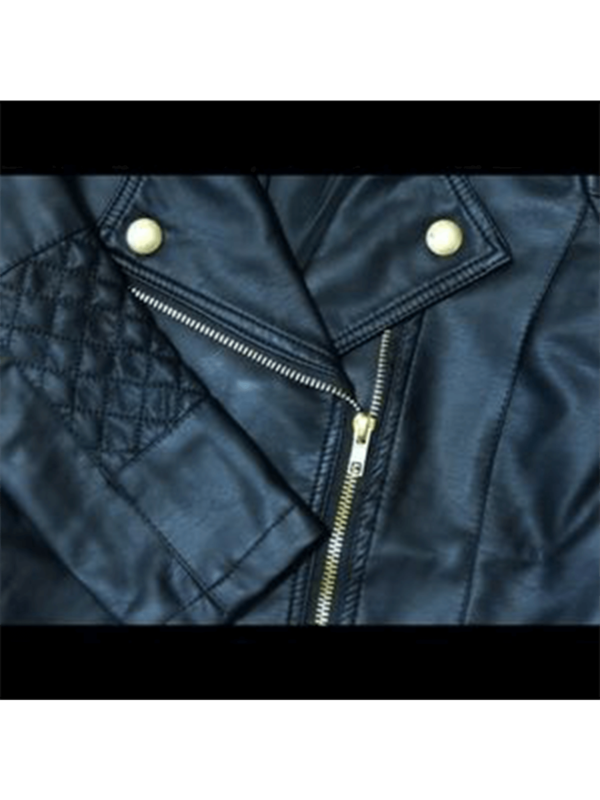high quality unisex leather jacket Picture