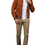 Brown-Eaton-Suede-Leather-Jacket–5