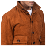Brown-Eaton-Suede-Leather-Jacket–6