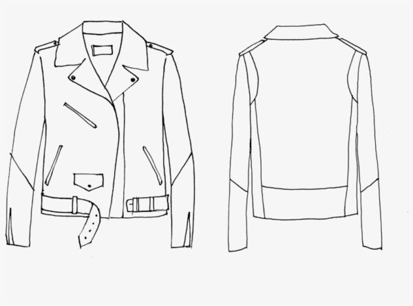 My Customize Leather Jacket Product Pic